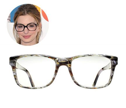 Eyeglass Frames For A Square Face : Best Glasses for Your Face Beauty, Squares and Versace