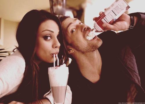 My favorite acting duo, she's pretty, he's.. well.... Justin Timberlake! haha