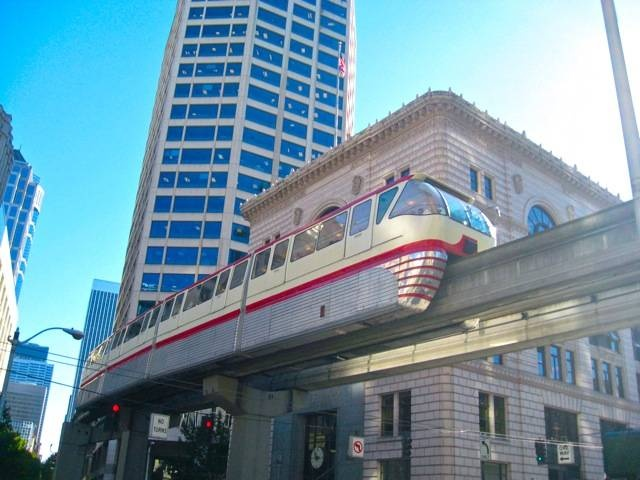 (2) Seattle Center Monorail - Google+