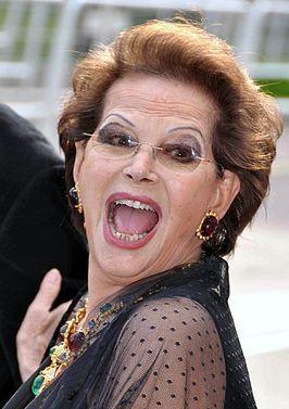 Claudia Cardinale (eig. Claude Josephine Rose Cardinale, Tunis, 15 april 1938) is een Italiaans filmactrice. Zij werd geboren in Tunesië en haar beide ouders waren van Italiaanse (Siciliaanse) afkomst.  In 1957 won zij een schoonheidswedstrijd in Tunesië; haar prijs was een bezoek aan het filmfestival van Venetië, waar zij werd ontdekt door haar latere echtgenoot Franco Cristaldi.