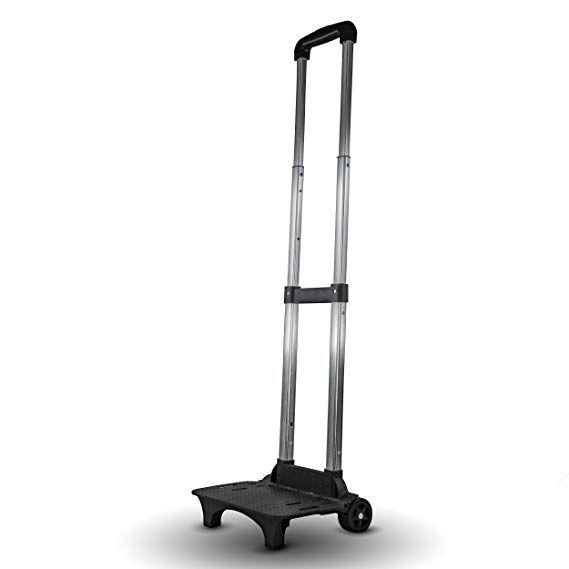 a7b34c1ef21e Ultimaxx Folding Compact Lightweight Premium Luggage Cart - Travel ...