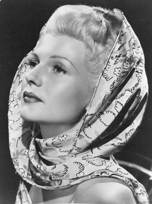 Rita Hayworth ~ The Lady From Shanghai (1947).