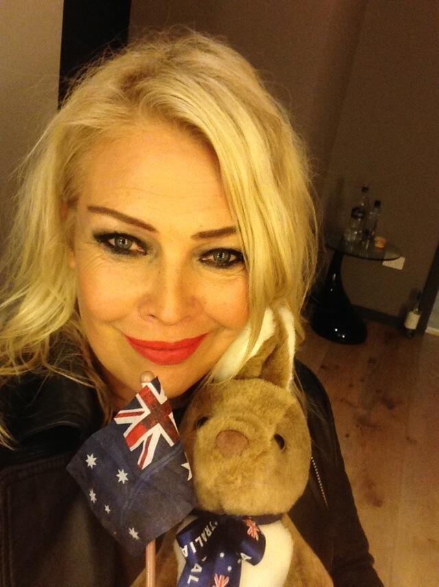 January 26, 2014: Hey!Happy Australia Day xxx