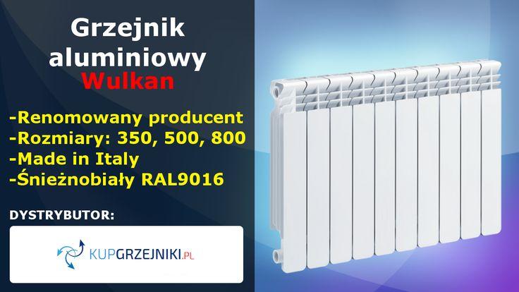 Grzejnik aluminiowy w doskonałej cenie http://www.kupgrzejniki.pl/grzejniki-aluminiowe-cat-3.html