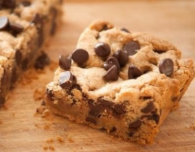 recipe for Peanut Butter Brownie with Chocolate chips