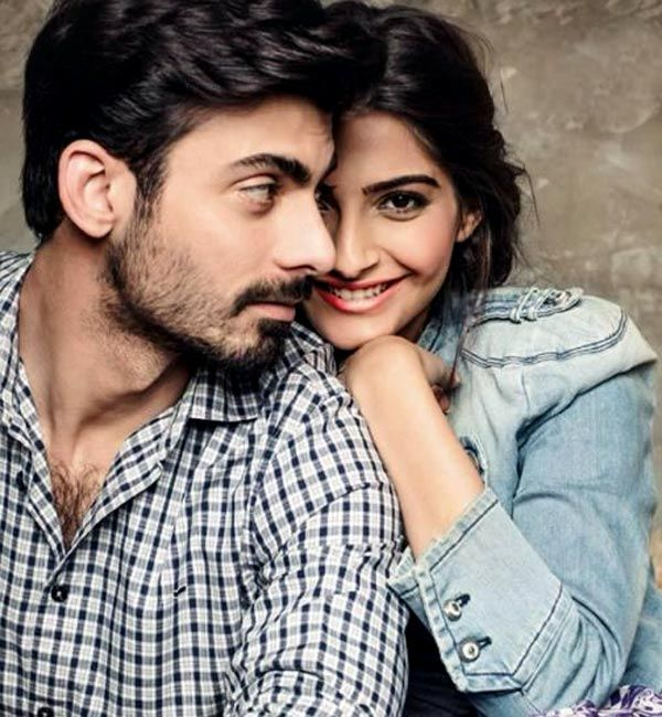Sonam Kapoor Fall In Love With Fawad Khan!!!! | MediaNUN