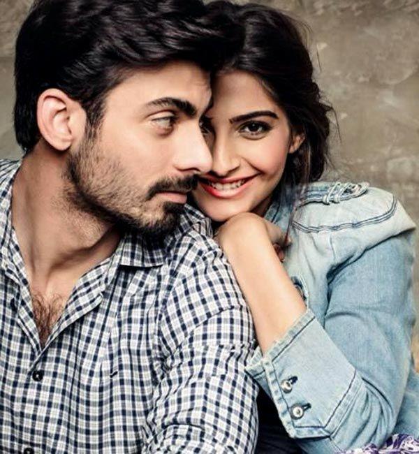 Sonam Kapoor Fall In Love With Fawad Khan!!!!   MediaNUN