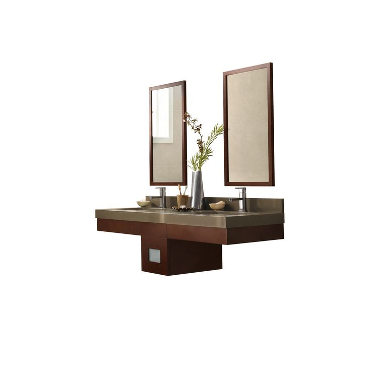 1000+ Ideas About Bathroom Double Vanity On Pinterest