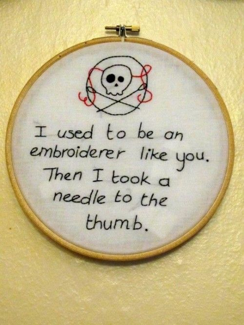 Best embroidered words images on pinterest craft