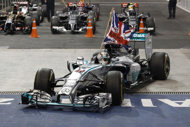Formula1: Hamilton Campione del Mondo 2014: ultima gara difficile per la Scuderia Ferrari, il 2015 inizia martedì