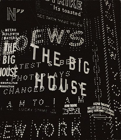 Walker Evans, New York City, 1930: Broadway 1930, Time Squares, Cities Lightsphotograph, York Cities, Graphics Design, Gelatin Silver, New York, Walker Evans, Broadway Composition