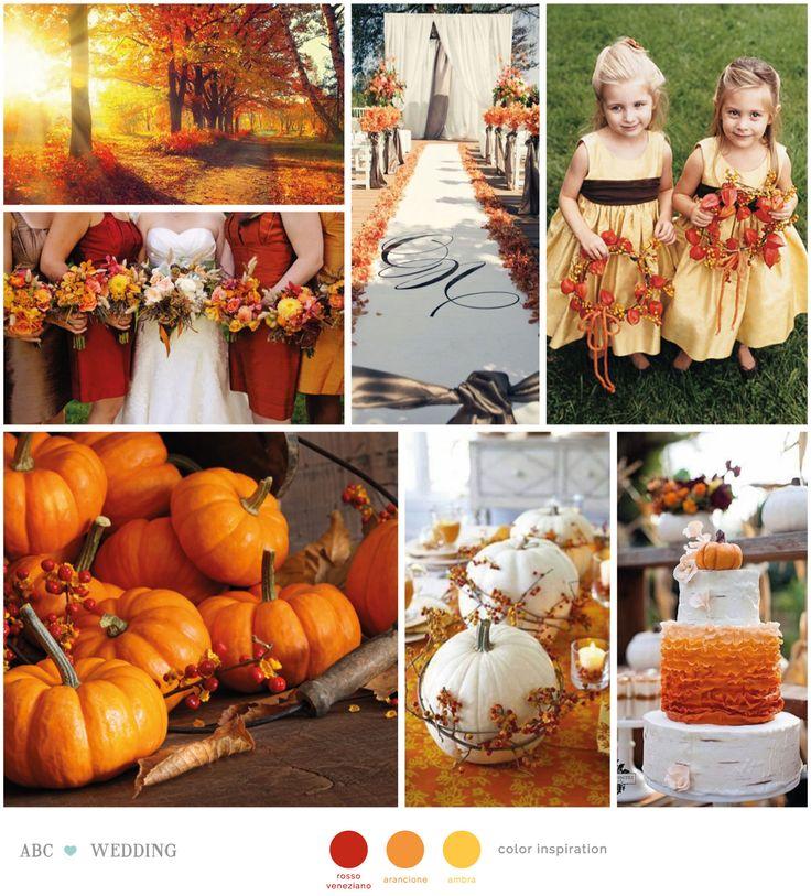 INSPIRATION: un matrimonio a novembre | ABC Wedding