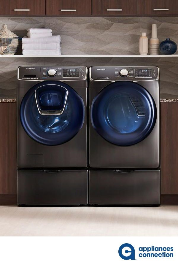 Samsung Dv50k7500gv 27 Inch Gas Dryer With 7 5 Cu Ft Capacity In 2020 Samsung Laundry Laundry Design Samsung