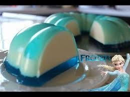 Resultado de imagen para gelatina frozen