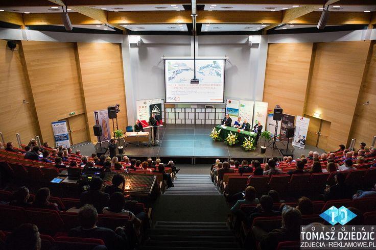 Obsługa Konferencji Kampus Wielicki koło Krakowa. Fotograf na event, konferencje i kongres.