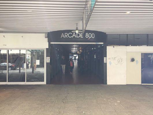 Arcade 800 - Perth City