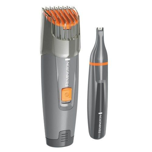 Remington Groomer Gentlemens Toolkit - this beard trimmer is equipped with six lock in length settings from 1.5-16.5 mm, so he can totally define his look & style!