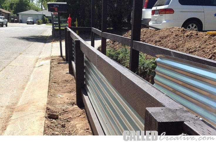 Best We Decided To Raise Our Sloping Front Yard By Installing A 400 x 300