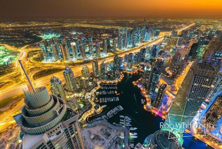 Dubai <3  VIDEO: Belachelijk vette time-lapse van Dubai