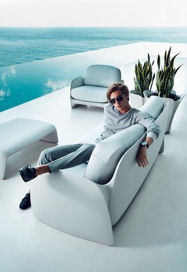 Sofa PEZZETTINA (Mat)   Vondom | Skandynawski Design U0026 Meble Ogrodowe
