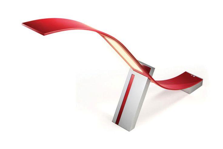 La tecnología de cristal curvado, mejor en lámparas que en móviles