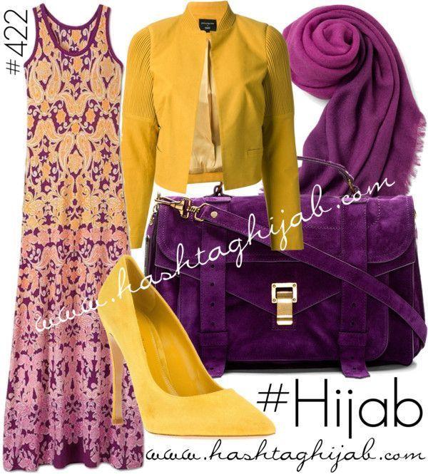 Arabic Style : Hijab Fashion 2016/2017: Hashtag Hijab Outfit Hijab Fashion 2016/2017: Sélectio