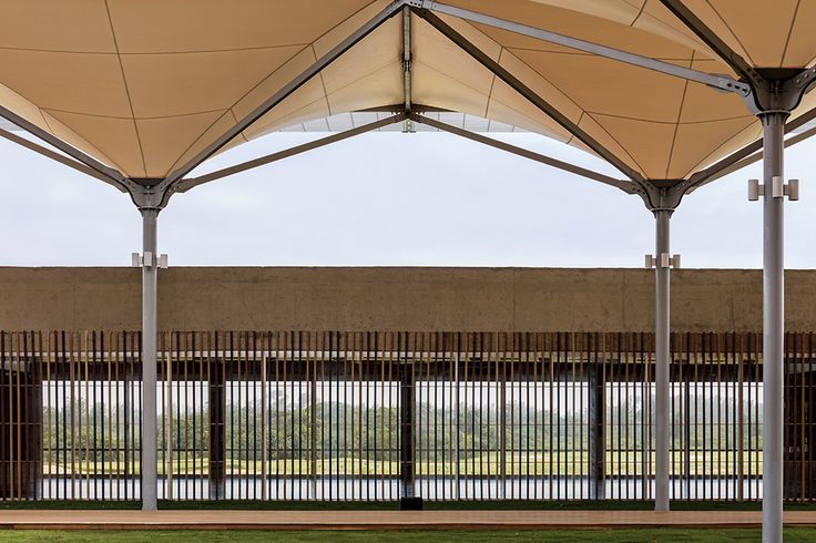Gallery of Olympic Golf Clubhouse / RUA Arquitetos - 5