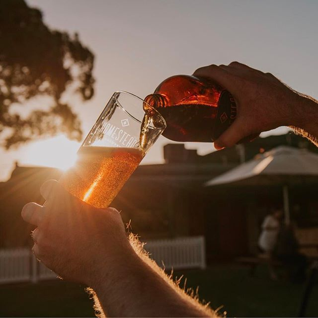 FREE beer and cider for the whole year? 😍 Keep on reading to find out how 😉. To celebrate the launch of the Cider and Ale Trail you could win a year's worth of Swan Valley cider and beer (valued at $1,800) just by submitting your completed