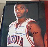 Gilbert Arenas Arizona Wildcats Autographs