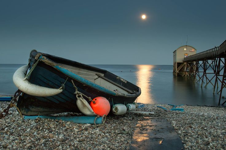 Lifeboat Station - Selsey, West Sussex, UK