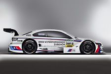 SUPER CAR BMW M PERFORMANCE POSTER 36X24 INCHES