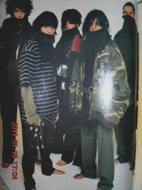 Raf Simons | AW 2001-02 | Riot Riot Riot