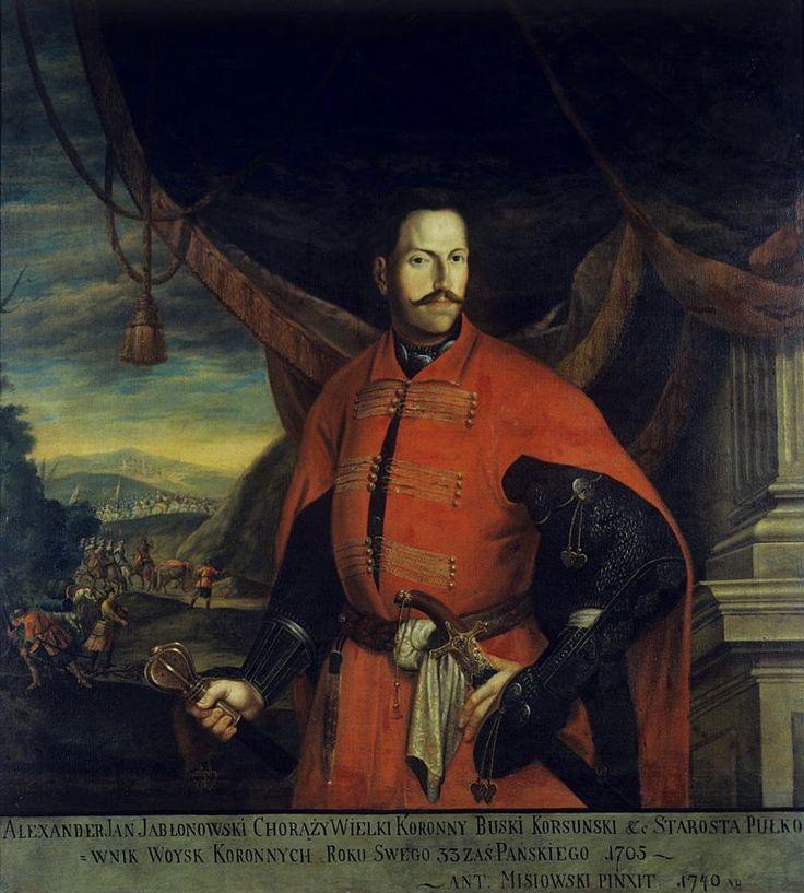 Aleksander Jan Jabłonowski - -ski (nazwisko) – Wikipedia, wolna encyklopedia