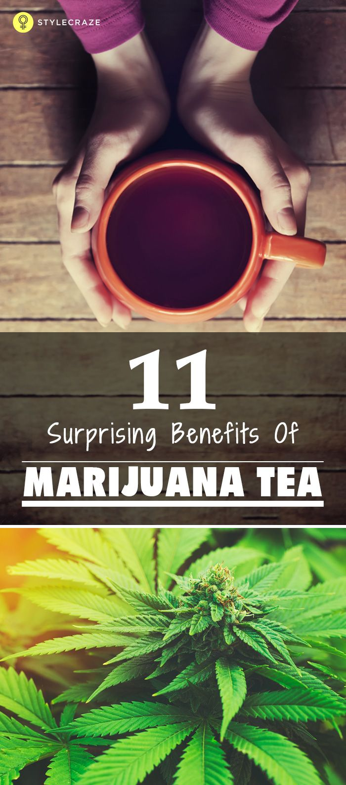 You can store marijuana tea for up to 5 days by refrigerating it. Depending on your preference, you can drink it cold or reheat it before you do. This tea has a taste that is a little peculiar, and you might take some time to get used to it. However, the good news is that you can improve the taste by adding honey, sugar, mint, etc.