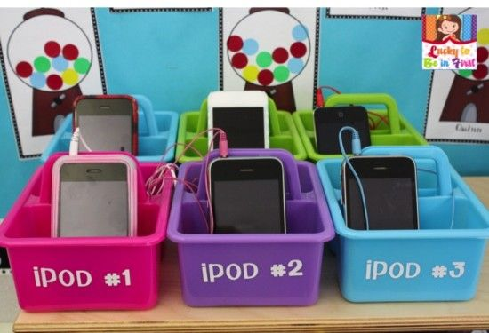 Complete with a free listening center download – you won't want to miss this tutorial on using iPods as listening centers and how you can get FREE iPhones to use in your classroom {say, what?}