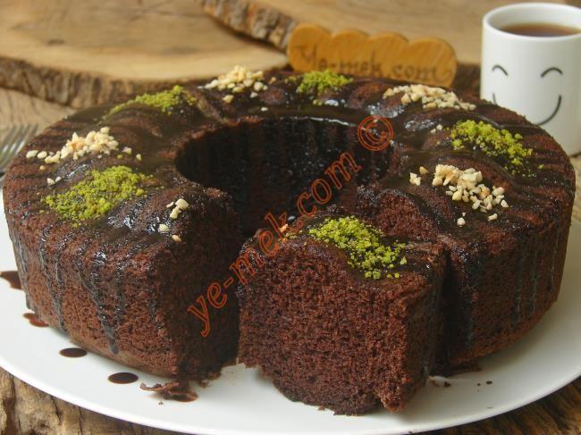 Çaylı Kek Resimli Tarifi - Yemek Tarifleri