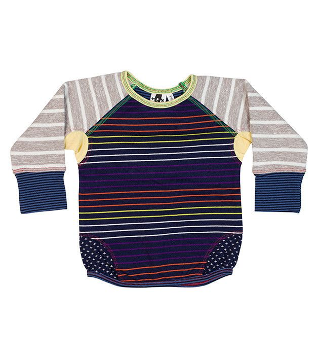 Smiley Wiley Crew Jumper, 5-6