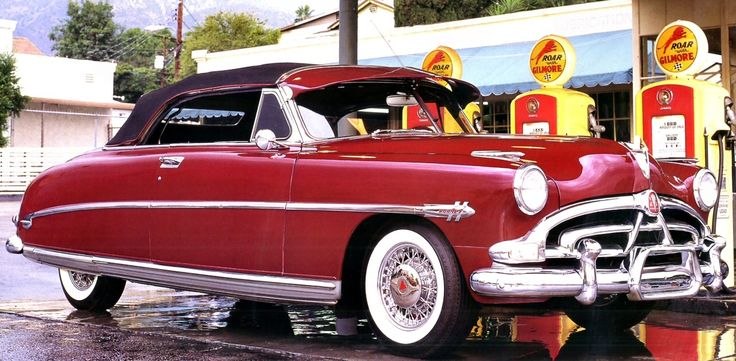 carnutzphoto:    1952 Hudson Hornet Convertible  SOME OF MY FAVORITES!