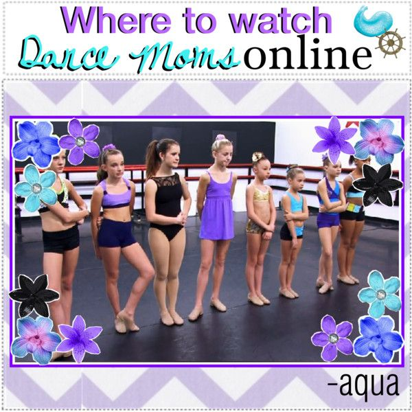 Where to Watch Dance Moms Online