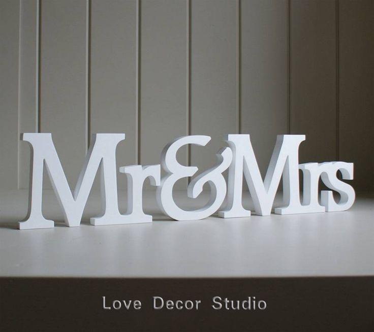 Ручная роспись в MRS и Mr пвх письма для милая таблица, свадьба знаки, свадебные украшения, свадебный прием декор, принадлежащий категории События и праздничные атрибуты и относящийся к Для дома и сада на сайте AliExpress.com | Alibaba Group