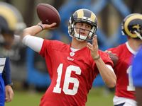 Speed of NFL starting to 'slow down' for Jared Goff - NFL.com