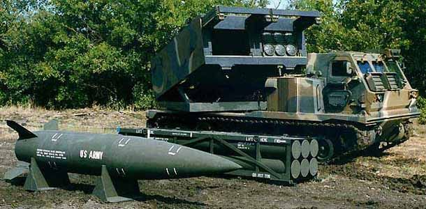 MLRS and its family of munitions. - Image - Army Technology