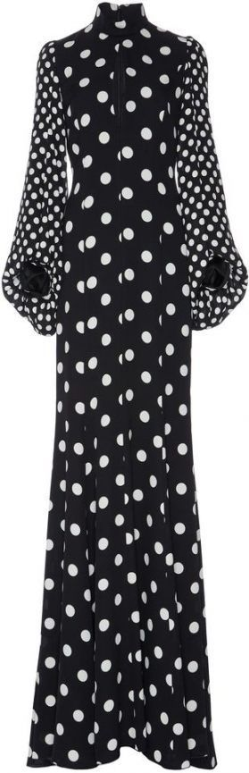 Fashion Hijab Dress Polka Dots 32 Ideas For 2019