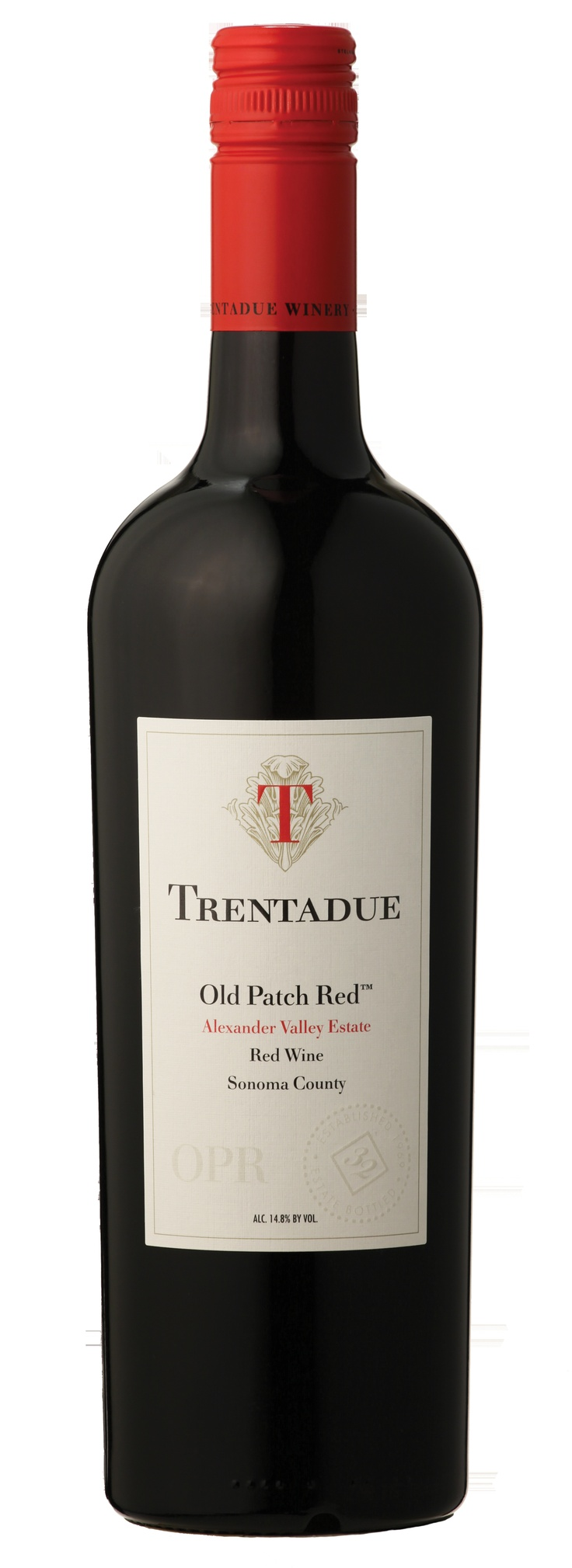 Had this unbelievably delicious wine at Sono the other night... Trentadue Old Patch Red