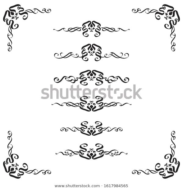 Find Classic Ornament Frame Vintage Border Art Stock Images In Hd And Millions Of Other Royalty Free Stock Phot In 2020 Ornament Frame Vintage Borders Chinese Patterns
