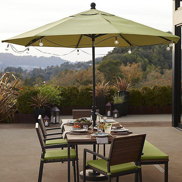 17 Best ideas about Patio Umbrella Lights on Pinterest Umbrella for patio, Deck umbrella and ...