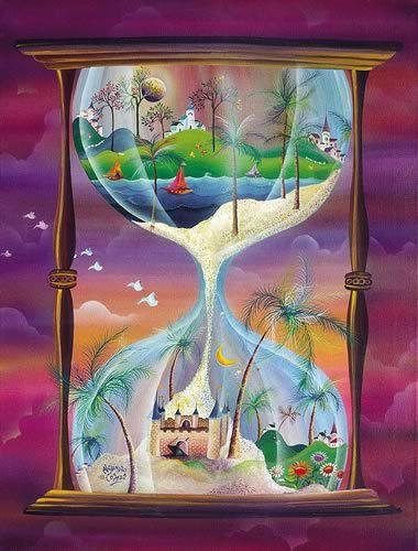 Pinturas mágicas - Arte con significado y mensajes ocultos