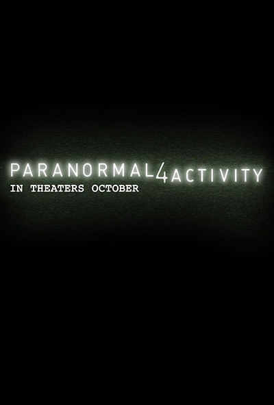 Paranormal Activity 4 All the best mystery and scary movies of all time!