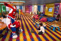 Inside the Carnival Dream Cruise Ship: Carnival Dream - Camp Carnival for Kids 11 and Under