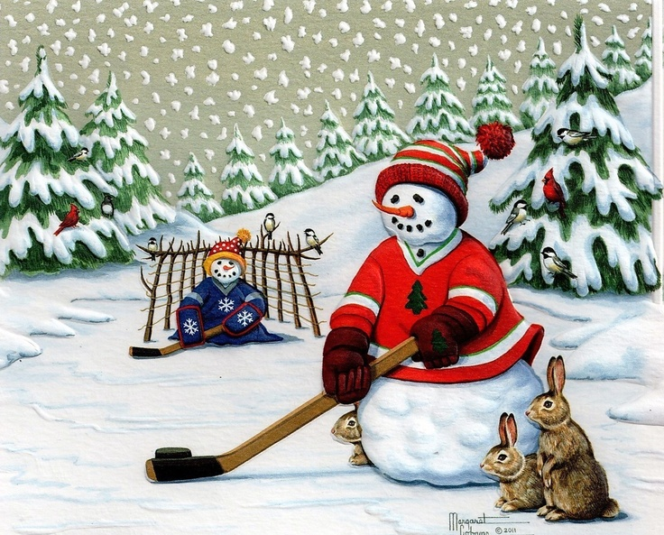 hockey time!